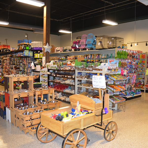 pet store westtown
