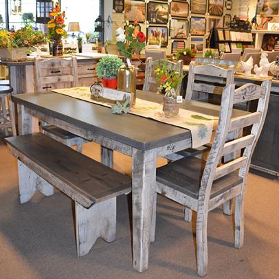 Dutch Home Furniture Dining Room Set