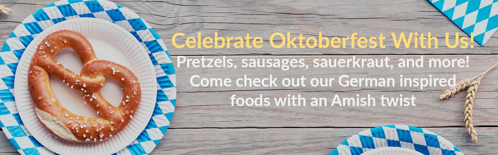 Oktoberfest | Westtown Amish Market