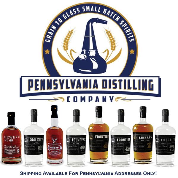 Pennsylvania Distilling Company Small Batch Spirits